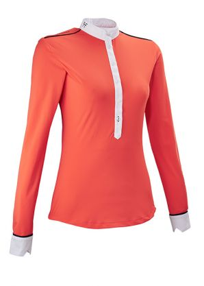 Chemise femme manches longues Aerial