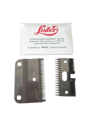 Set of A2S/AC surgical blades