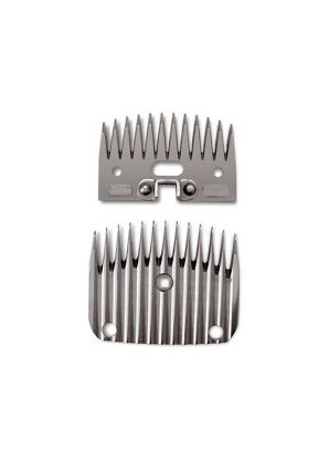 Broad blades for Genie clippers.