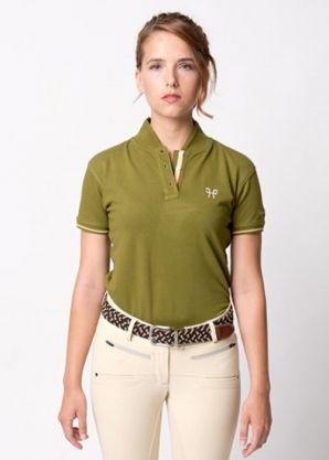 Ariia ladies polo shirt