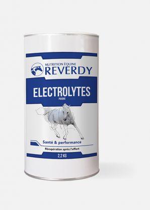 Reverdy Electrolytes Poudre 2,2kg