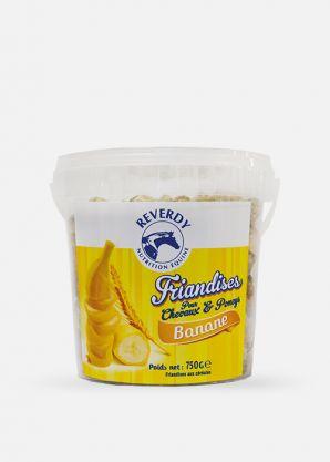 Reverdy Friandises Banane 750g
