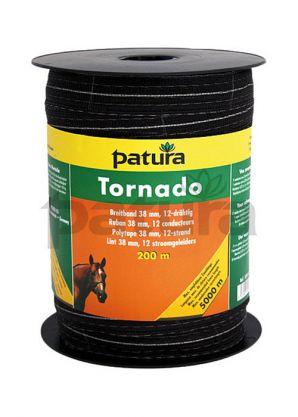 Ruban tornado 38 mm x 200 m marron