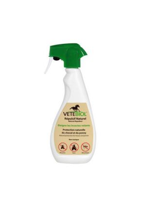 Vetebiol Répulsif naturel 500 ml cheval