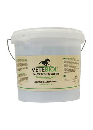 Vegetable balm for horses 400 g