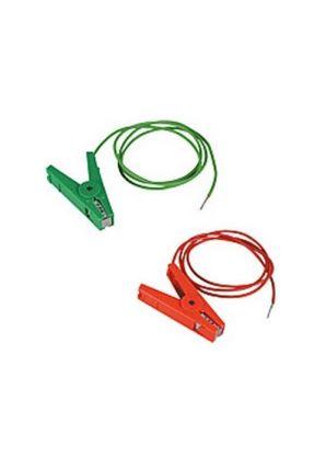Câble de raccordement terre / clôture à fiches