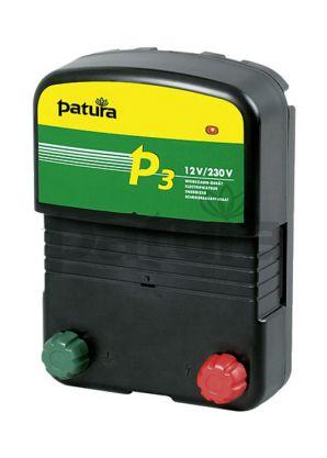 Électrificateur P3 combiné