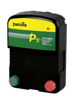 Électrificateur P5 combiné
