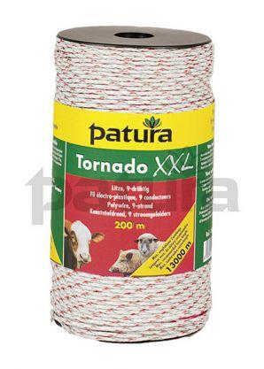 Fil électro-plastique tornado XXL 200 m