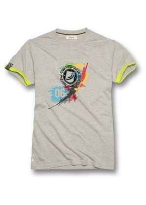T-shirt homme Grey Cream