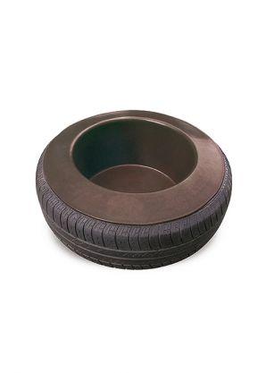 Auge à pneu