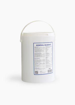 Minéral Oligovit 3 kg