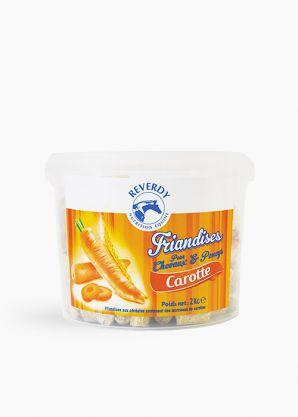 Friandises Carotte 2 kg