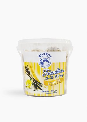 Vanilla Treats 750g