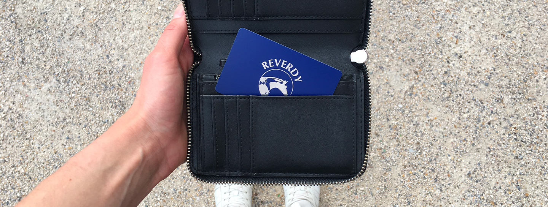Reverdy loyalty card